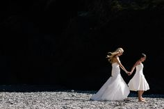 Same sex wedding. Tunnels Beaches. Rebecca Roundhill Photography.