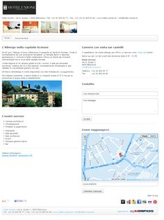 Hotel, Ticino, Bellinzona, Albergo, Castelgrande, Ristorante, Camere