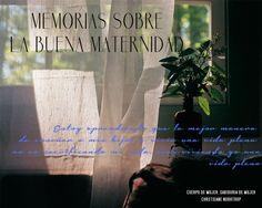 Una nueva vida: Memorias sobre la buena maternidad