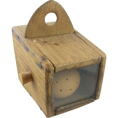 =Extraordinarily RARE= Honey Compass ca.1885 Virginia Chestnut found at www.rubylane.com @rubylanecom
