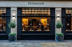 Monmouth Kitchen Italian and Peruvian Tapas Tapas Restaurant, Restaurant Entrance, Peruvian Restaurant, Classic Restaurant, Design Café, Facade Design, Restaurant Exterior Design, Coffee Shop, Entrance Design