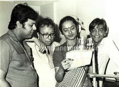 Happy Birthday Pancham Da: Rare and unseen pictures of RD Burman Rare Pictures, Rare Photos, R D Burman, Bollywood Pictures, Indian Music, Vintage Bollywood, In The Heart, Cinema, Entertainment