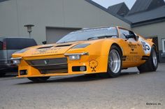 1972 De Tomaso Pantera - Group 4 FIA Race Car |