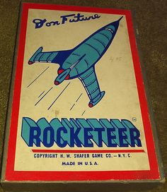 Don Future Rocketeer