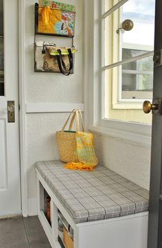 Our Mudroom Before a