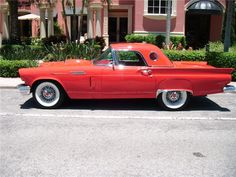 1957 FORD THUNDERBIRD CONVERTIBLE - Barrett-Jackson Auction Company - World's Greatest Collector Car Auctions