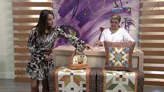 Caminho de Mesa | Ana Cosentino | Programa Mulher.com 23/02/17 - YouTube
