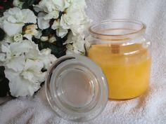 Citrus Balsam Scented Soy Candle 12 oz. by CherryOakCandles, $15.99