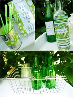 Garden Party with FREE Party Printables