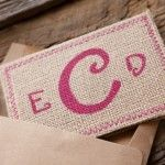 Over 50 Burlap Decor Projects — Saved By Love Creations @Brittany Richardson