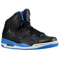 Jordan SC-1 - Men's - Basketball - Shoes - Black/Photo Blue/White  #findwhatyoulove