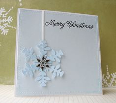 Christmas Snowflake, via Flickr.