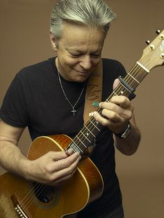 """Tommy Emmanuel - """"Best Acoustic Guitarist of 2010"""" by Guitar Player Magazine May 23,,2015 at the Garrick Theatre in Winnipeg, Manitoba.   Pure genius!"""