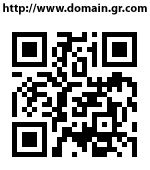http://www.domain.gr.com QR code for your mobiles