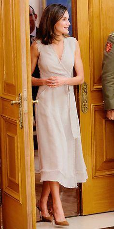I-Love-Royal-Families • princesadeasturias: Queen Letizia of Spain...