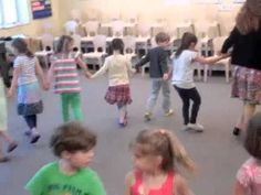 Shoo Fly - Circle game for Kindergarten - 2nd grade