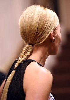 weekend hair: MARGOT ROBBIE'S FISHTAIL PONY  http://bellamumma.com/2016/07/weekend-hair-margot-robbies-fishtail-braid.html?utm_campaign=coschedule&utm_source=pinterest&utm_medium=nikki%20yazxhi%20%40bellamumma&utm_content=weekend%20hair%3A%3Cbr%3E%20MARGOT%20ROBBIE%27S%20FISHTAIL%20PONY #hair #braid #ponytail