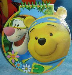 Carnet Winnie et Tigrou