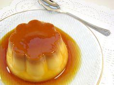 Baked Maple Custard | Recipes with SPLENDA® Sweetener Products
