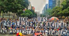 Foto de@ncola77 100 y contando lo que sea necesario   100 Días !!! Si se puede ! Por la libertad #Resistencia #libertad #venezuela #ccs #caracas #caminacaracas