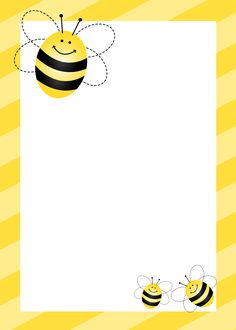 The marvelous Certificate Clipart Spelling Bee, Certificate Spelling Bee Inside Spelling Bee Award Certificate Template pics below, is part of … Bee Certificate, Bee Template, Writing Template, Bumble Bee Invitations, Birthday Invitations, Card Birthday, Birthday Party Themes, Happy Birthday, Printable Border