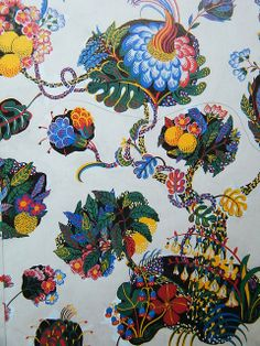josef frank by Neville Trickett, via Flickr