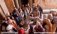«¿Qué quieres de nosotros, Jesús Nazareno? ¿Has venido a acabar con nosotros? Sé…