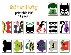*** Digital Product *** --- Personal Use Only --- Liven up your party pictures with these fun photo booth props! These are ready to go. Just Simply Print, Cut, and tape or glue to a skewer stick For the best results print Heavy white cardstock. ------------------------------------------------------------------------------ WHAT*YOU*GET Both JPG files and PDF file are included. * 14 JPG files ( image #2 as shown) sized to print on 8.5x11 (letter size) paper * All the files are high resol...
