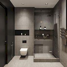 Washroom Design, Bathroom Layout, Modern Bathroom Design, Bathroom Interior Design, Bathroom Ideas, Bathroom Organization, Modern Interior, Bathroom Gallery, Bathtub Ideas