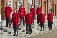 Royal Staff at Kensington Palace