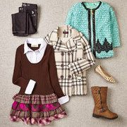 Take a look at the Fashion Friday: Kids' Fall Apparel event on #zulily today!