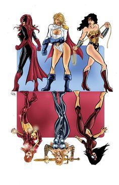 Women of Comics
