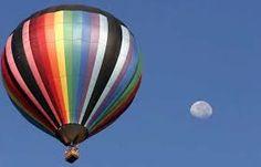 Subirme y pasear en un globo aerostatico