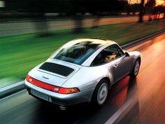 1996 Porsche 911 Targa (993)