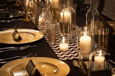 black and gold party themes - Google zoeken