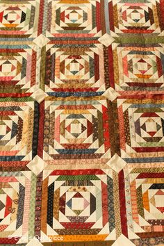 Ellie's Quiltplace: Patchwork