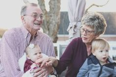 Grandparents Who Babysit Their Grandchildren Tend to Live Longer | All About Seniors