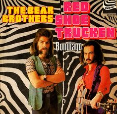 the bear brothers - red shoe trucken