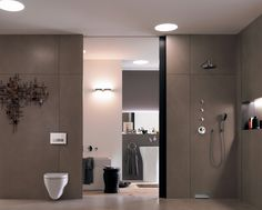 Prix d'installation douche à l'italienne #doucheitalienne http://www.habitatpresto.com/interieur/salle-bain/295-douche-italienne