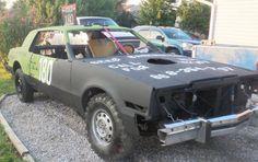 1983 Oldsmobile Torando stock class derby car