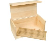 Egg Storage, Storage Chest, Bread Boxes, Dose, Hope Chest, Projects To Try, Home Decor, Bread Holder, Cement Art