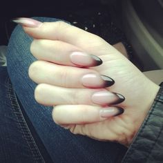 nail art edgy and gothic