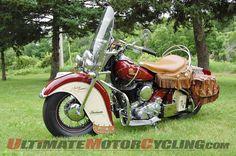1947 Indian Chief Roadmaster