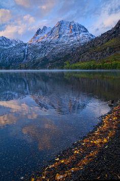 Silver Lake, High Sierras, Sunrise