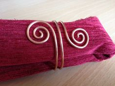 Make Copper Napkin Ring | Napkin Rings