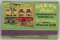 Newport kentucky gambling history