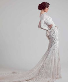 BASILSODAWorld : BASIL SODA Wedding dress SS 2012 in a special shooting for SELECTIONS Magazine - April 2012 http://t.co/aYvHdoih | Twicsy, ...