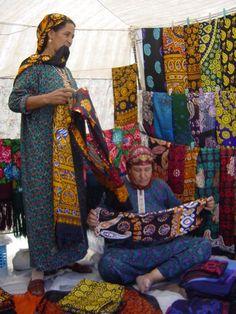 Bazaar in Ashgabat - Turkmenistan