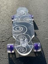 Swirl Ghost Board – Ghost Long Board Orange, Yellow, Big Boys, Shark, Purple, Blue, Turquoise, Red, Sharks