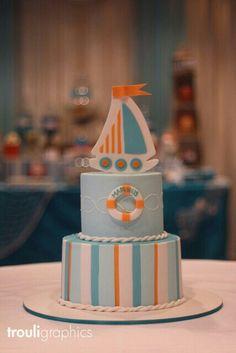 Boat Cake,